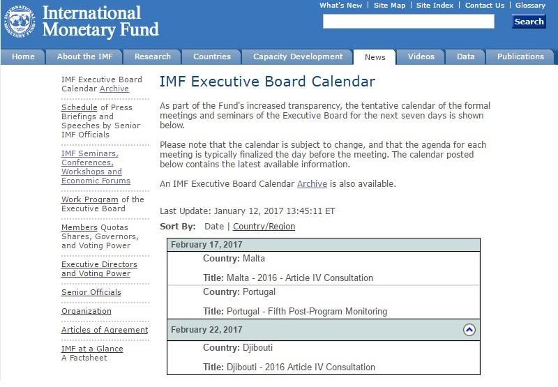 НБУ назвал новые сроки получения транша отМВФ