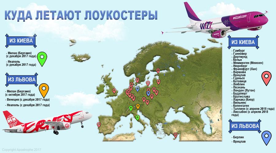 Wizz Air начинает полёты в Санкт Петербург Авиабилеты Wizz Air