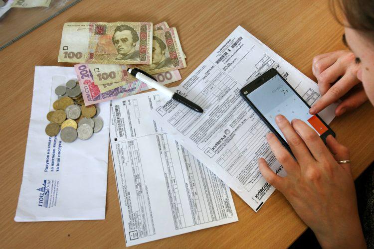 Проблемы у граждан могут начаться с задолженности более 14,5 тыс грн