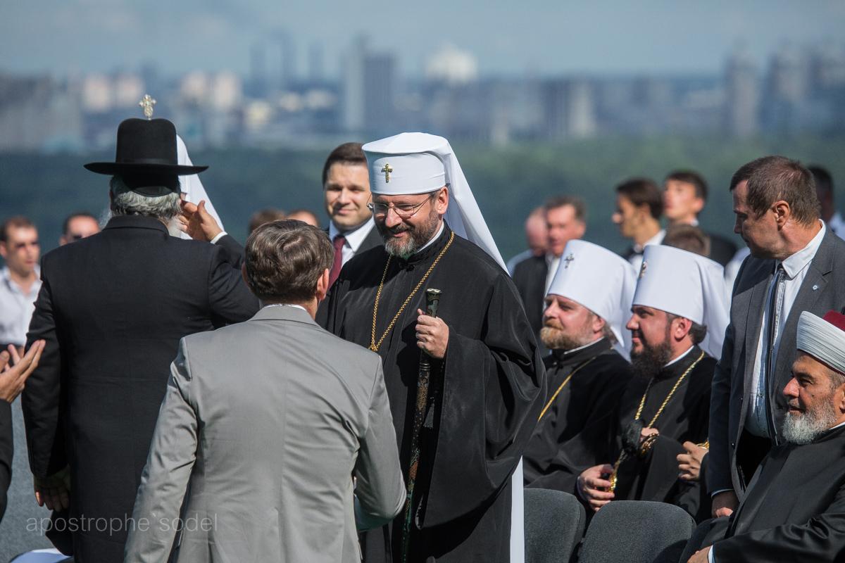 Общее решение по цене газа для религиозных организаций может быть принято на Всеукраинском совете церквей 17 мая