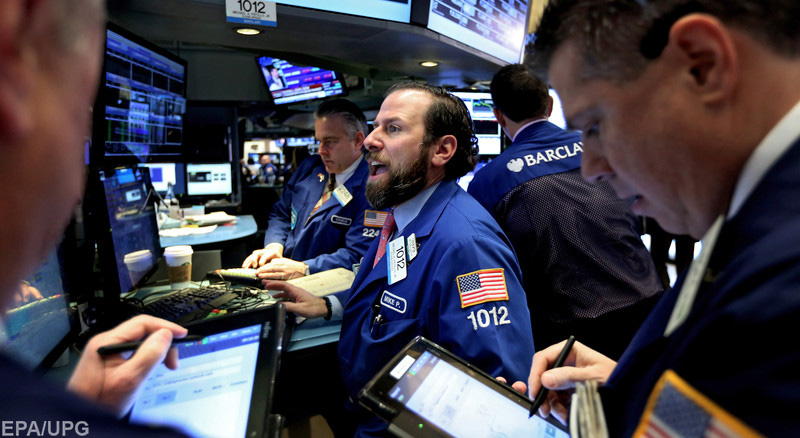 биржевая паника