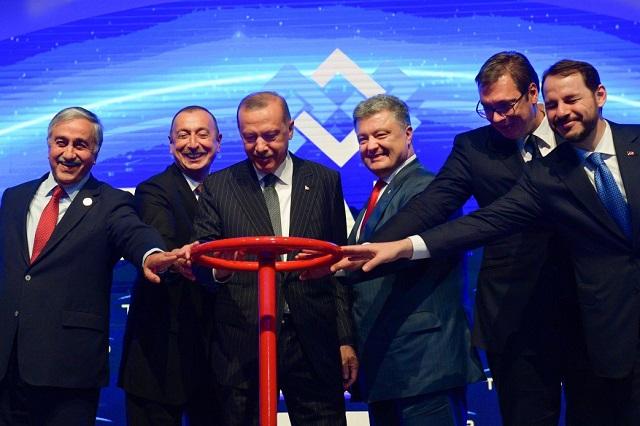 Картинки по запросу открытие газопровода в Турции - фото