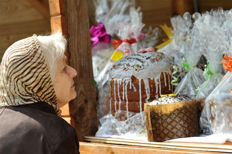 Сколько украинцы заплатят за праздничный стол на Пасху