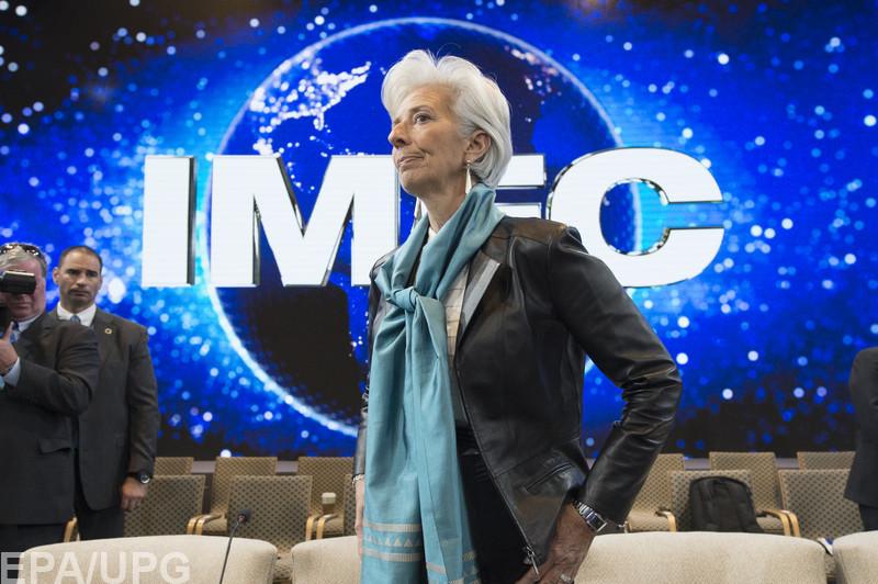 Для продолжения финансирования МВФ Украине придется поднять пенсионный возраст
