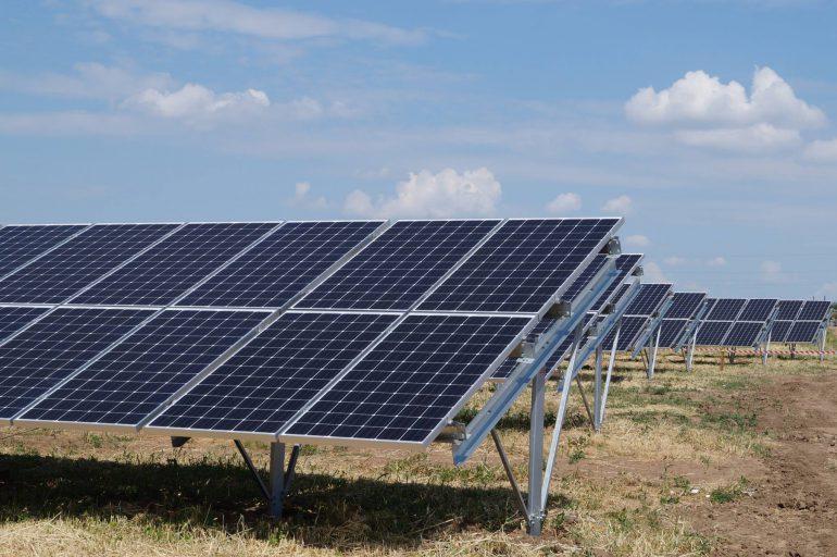 Доля возобновляемой энергии в Украине остается на уровне чуть более 1%