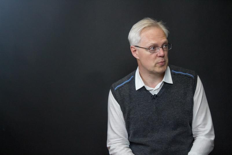 Эрик Найман о том, без чего не решить экономические проблемы Украины