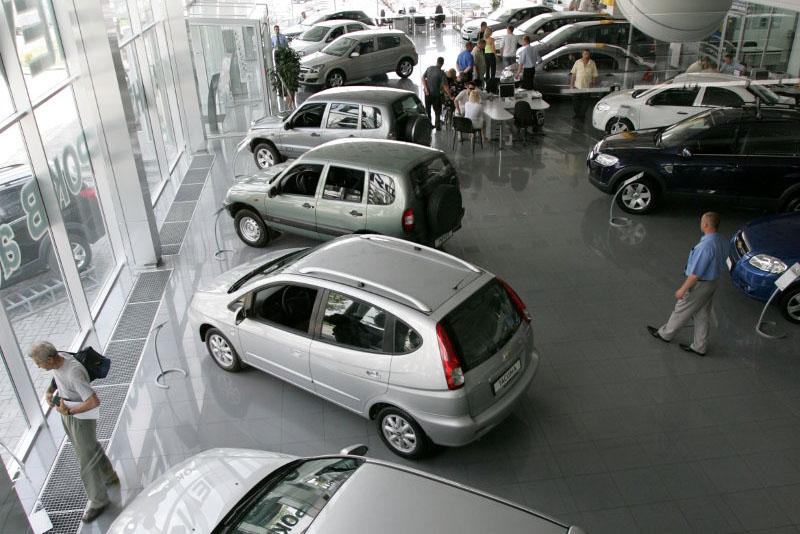 В декабре 2016 года украинцы побили рекорд по покупке новых автомобилей
