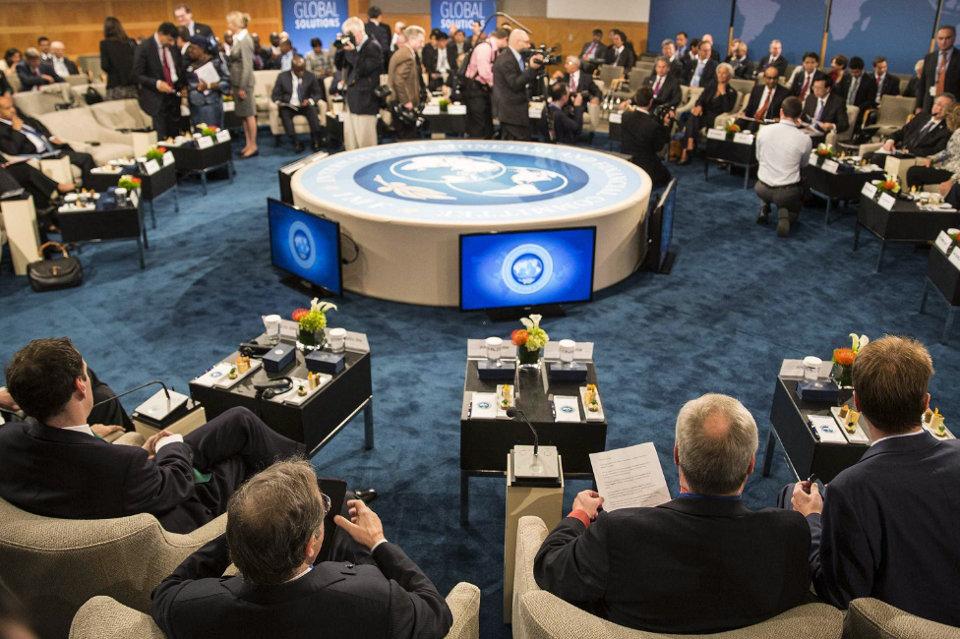 Руководитель МВФ увидела признаки восстановления экономики Украинского государства