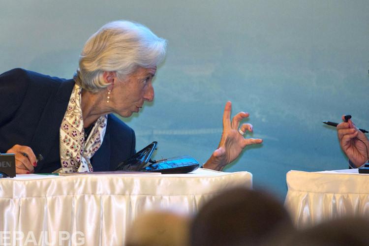 Бог простил, Cовет директоров одобрил: Украина во второй раз получит третий транш от МВФ/Решение о выделении Украине очередного третьего транша в $1 млрд было одобрено Советом директоров МВФ в Вашингтоне после полуночи (по Киеву)