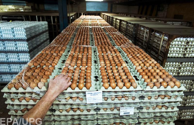 Вялый потребительский спрос сдерживает рост цен на продукты питания