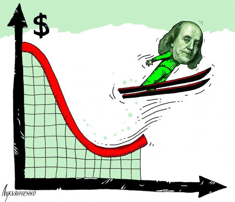 взлет доллара