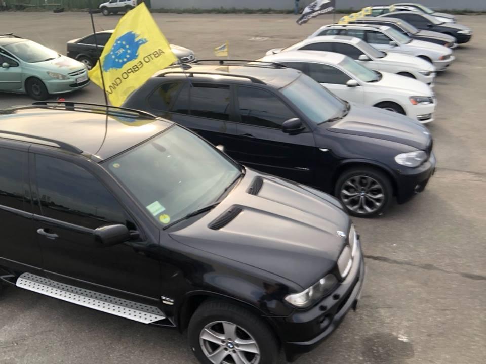 Сконца ноября украинцы растаможили неменее 65 тыс. «евроблях»