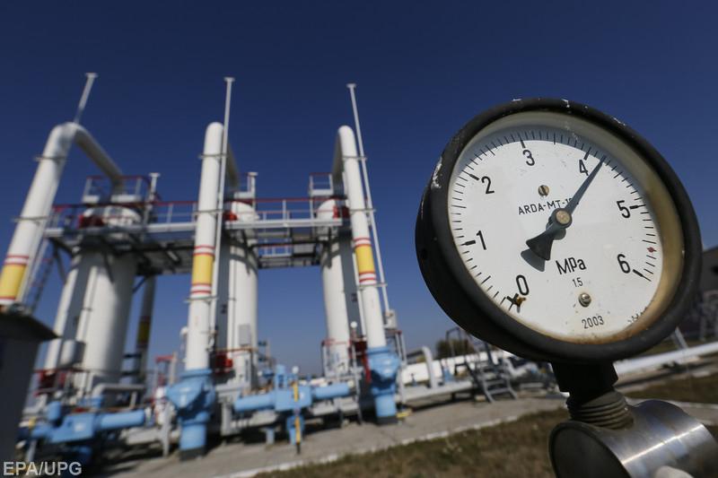 Украина возобновляет закупки газа у россиян