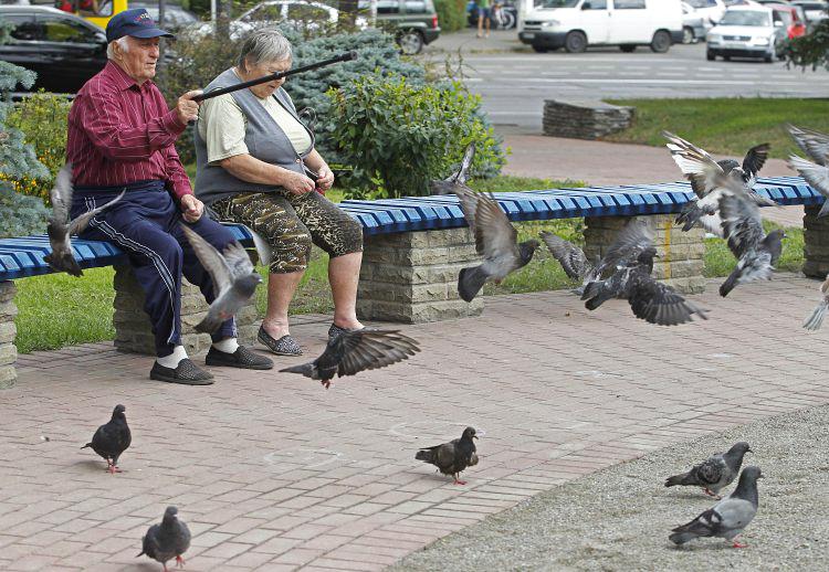 Власти делают акцент на повышении размера пенсий