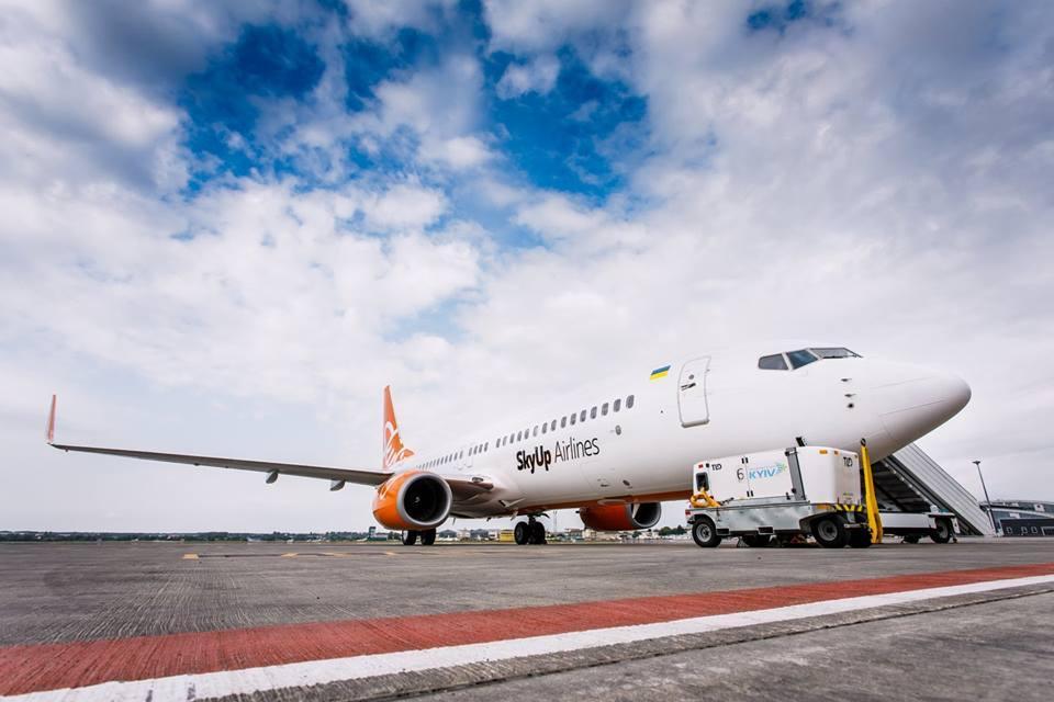 SkyUp пока не готов выполнять полеты по Украине