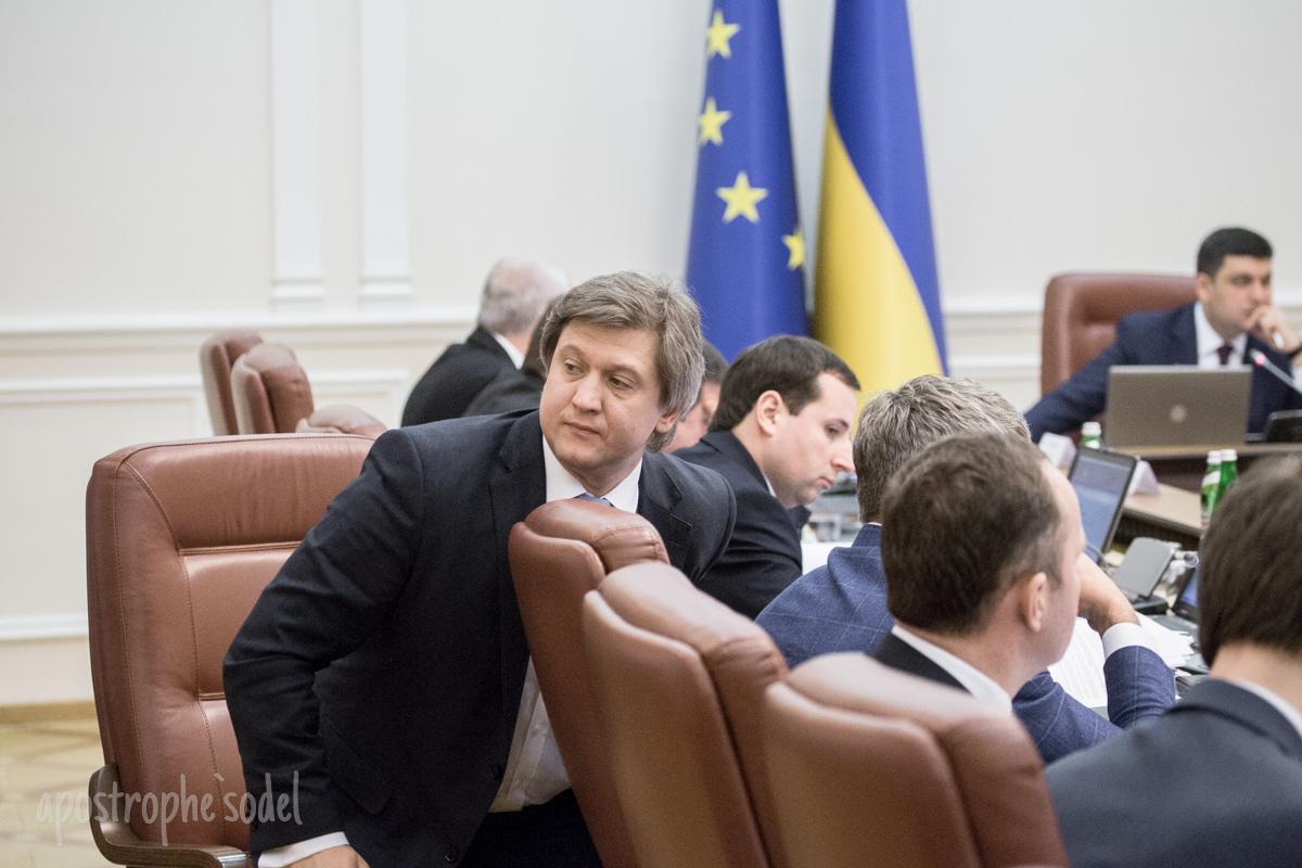 Обсуждение условий приватизации ОПЗ стало причиной конфликта министра финансов Данилюка и первого вице-премьера Кубива