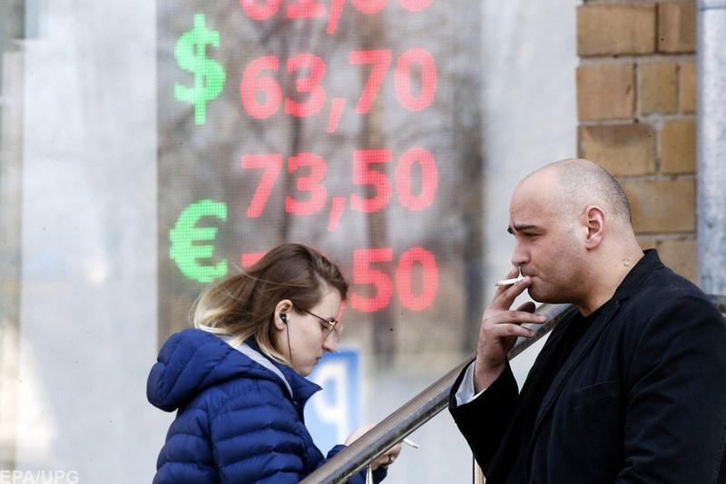 Санкции серьезно повлияют на экономику РФ, но катастрофы сейчас не будет