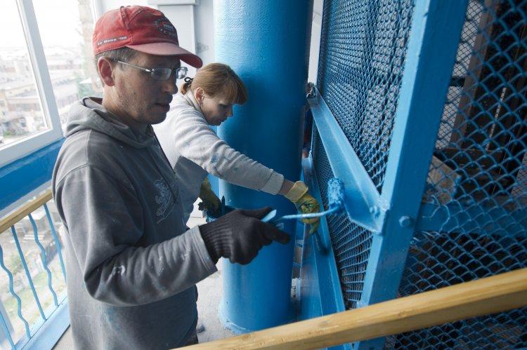 Город выделит дополнительные 10 млн грн на финансирование ремонтных работ в многоквартирных домах, в которых не созданы ОСМД