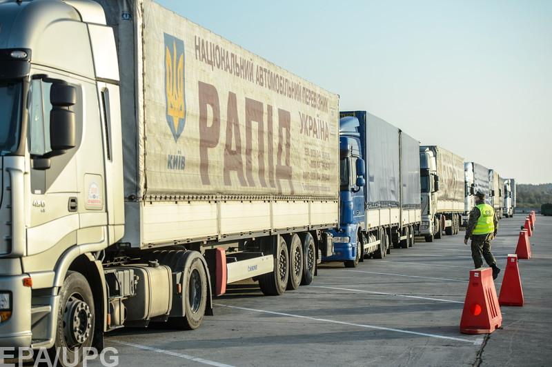 Москва запретила практически весь транзит из Украины через РФ на территорию Казахстана и Кыргызстана
