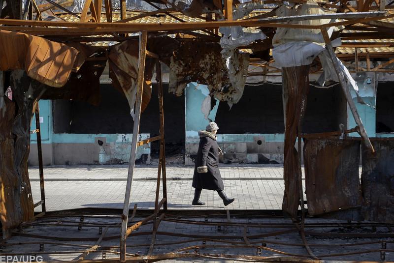 Около полумиллиона пенсионеров остаются на оккупированных территориях