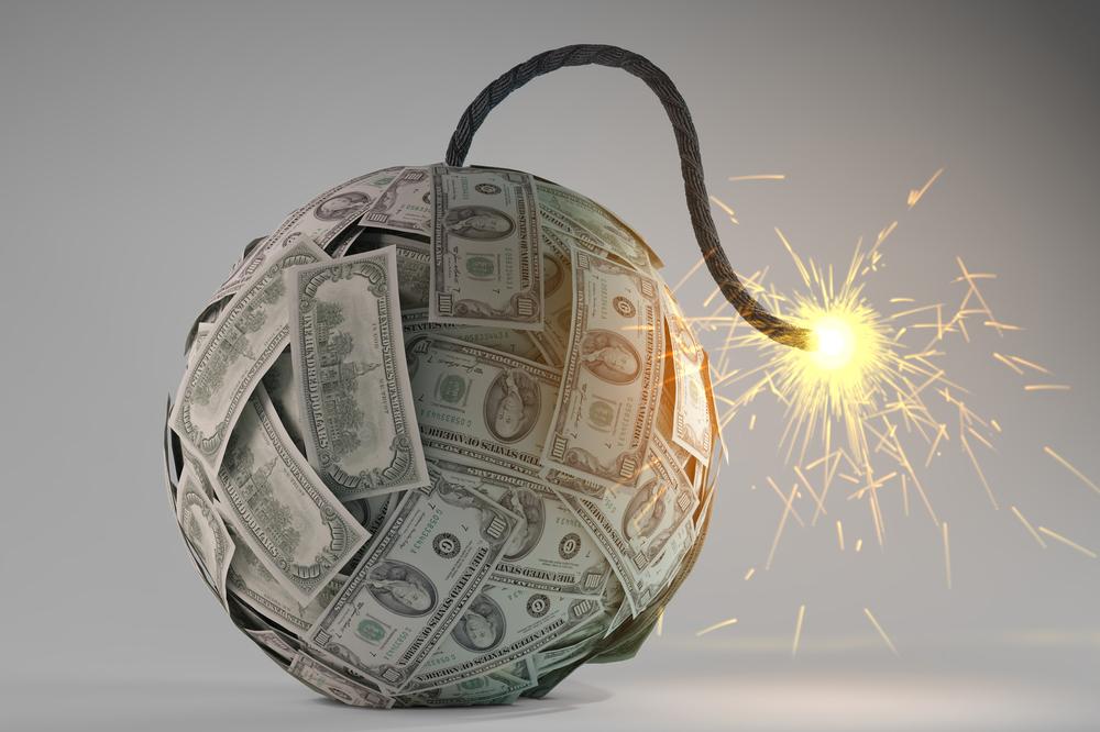 Финансовая бомба Украины