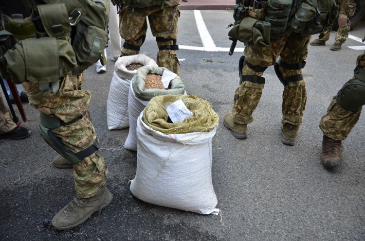 Контрабандисты сменили Молдову на зону АТО