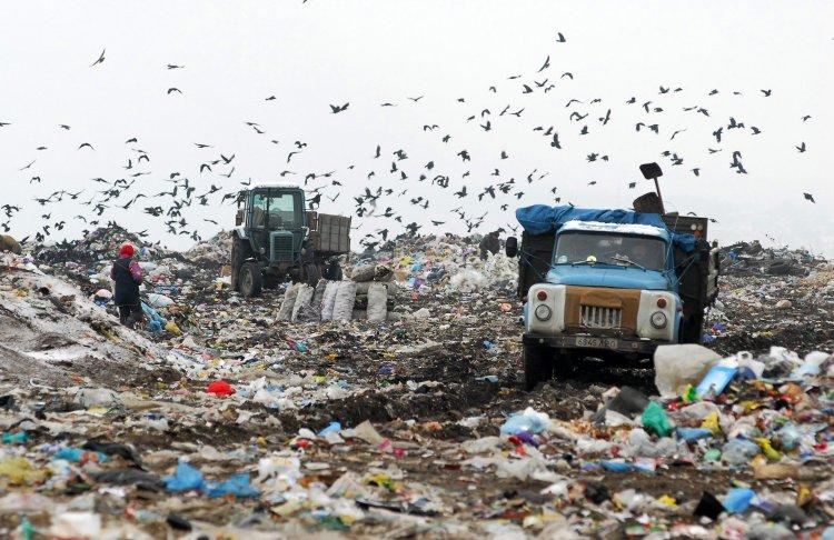 В Верховной раде предлагают ввести налог на упаковку для того, чтобы решить вопрос с мусорными полигонами