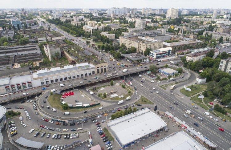 Специалист о транспортных проблемах украинской столицы