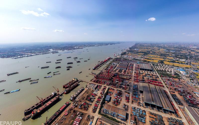 """Китай ищет новые рынки из-за """"торговой"""" войны с США"""